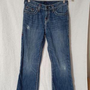 True Religion missy Blue Jeans